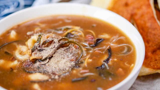 最正宗的西安胡辣汤配方!