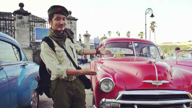 古巴,美式老爷车的天堂!