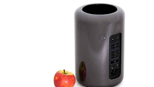 """苹果明年发布新""""垃圾桶""""Mac Pro"""