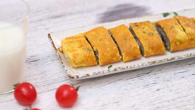 把贵州粽粑吃出花样来!美味又可口