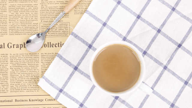 只花5分钟,在家品尝焦糖奶茶