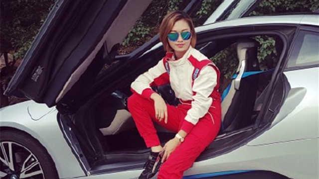 王梦醒:她是中国金牌女性赛车手