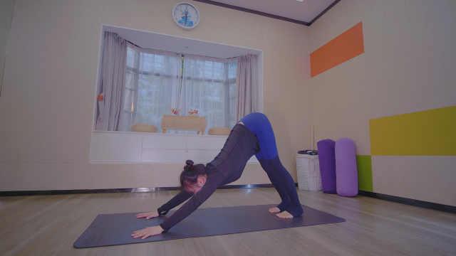 这几个瑜伽动作能缓解腰椎酸痛难受