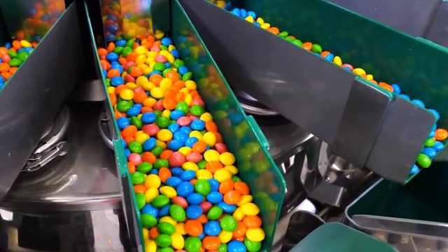 你吃过的彩虹糖,是怎么做出来的?