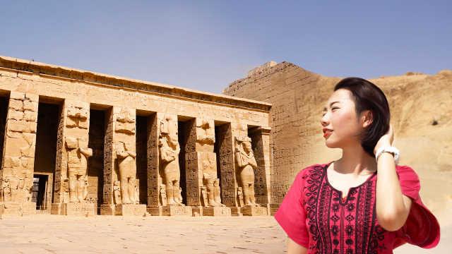90秒看埃及,奇迹不止金字塔!
