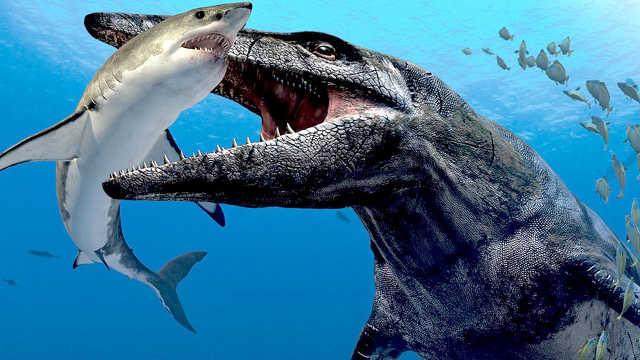 为什么远古动物都长得特别巨大?