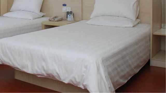酒店床单睡很多人,为什么那么白?
