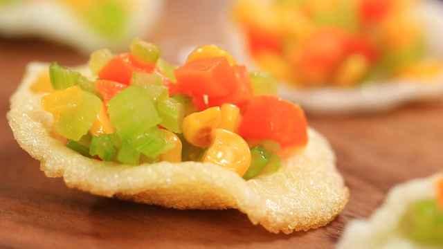 蔬菜这么做,竟能吃出整虾的味道!