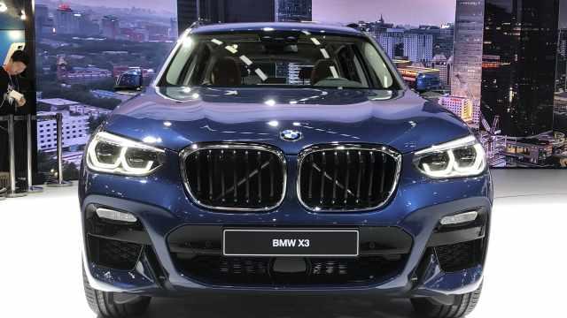 北京车展40万豪华中型SUV对比介绍