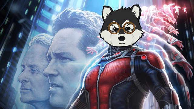 漫威电影宇宙最小的英雄,蚁人!