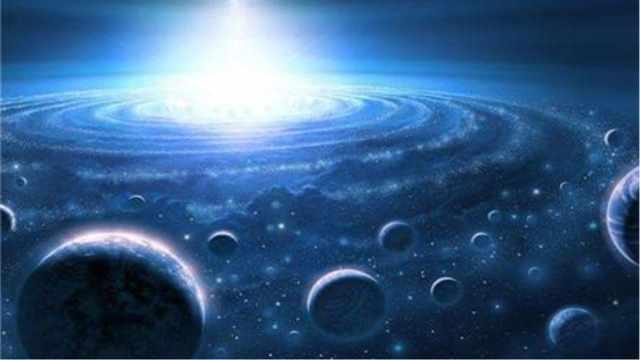 星球悬在宇宙中是什么在起作用?