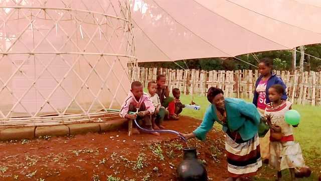 这发明拯救了非洲的缺水人口