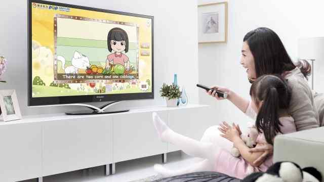 模仿动画片里的行为可能毁掉孩子