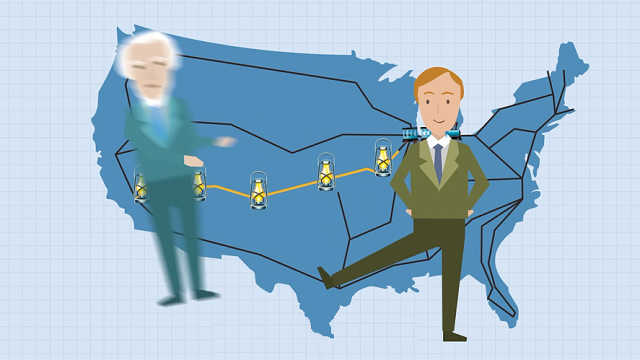 经济大萧条是两个美国首富杠出来的