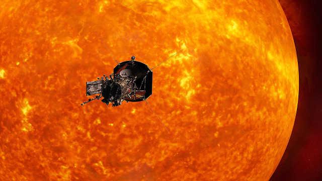 地球上什么物质靠近太阳却不被融化