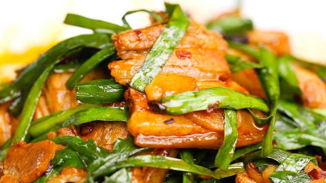韭菜这样炒,特别好吃