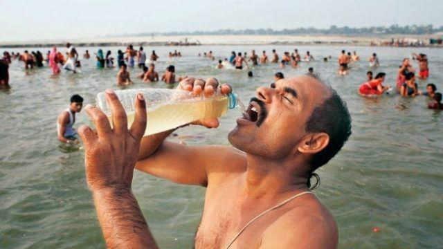 恒河水那么脏,印度人为什么还喝?