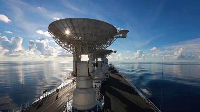 中国击沉自家航天测量船