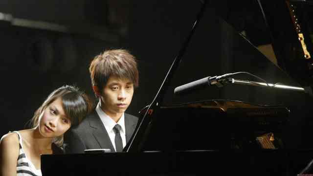 钢琴教学:经典歌曲《童话》教学2