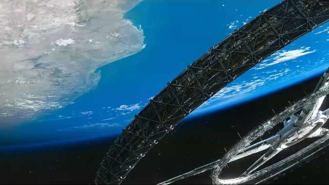 科幻片《极乐空间》