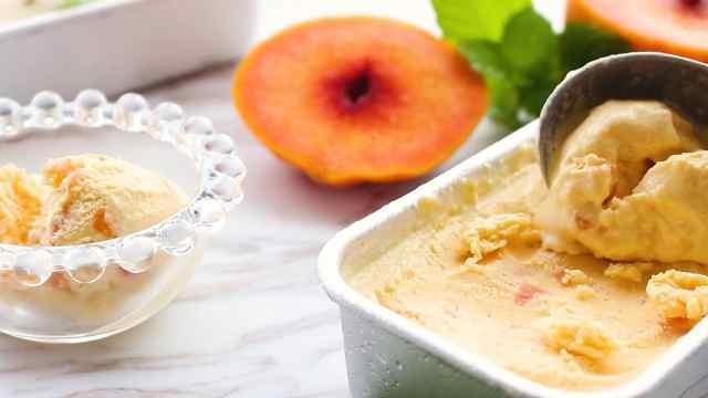 三步自制冰淇淋,香甜冰霜