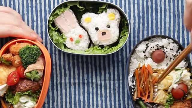 吃货福利!日本人教做正宗日式便当