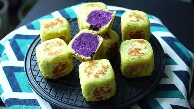 地瓜和紫薯这样做,营养美味又健康