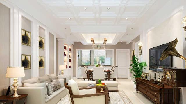 房子装修案例:平层就是要这样装