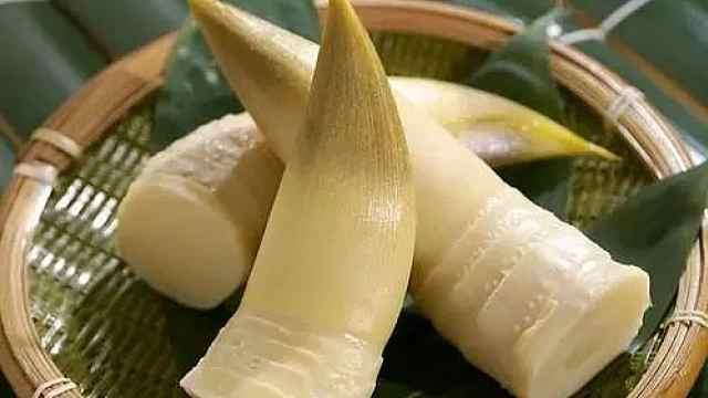 天热常吃竹笋,助消化刮脂肪!
