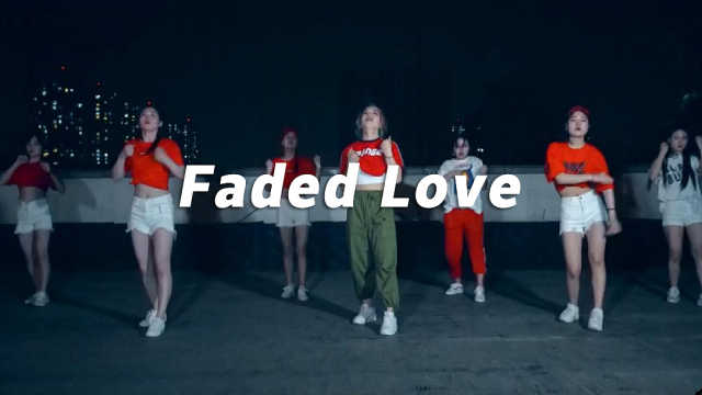 《Faded Love》Wendy编舞