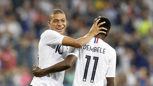 世界杯球队身价榜 ,法国队居榜首