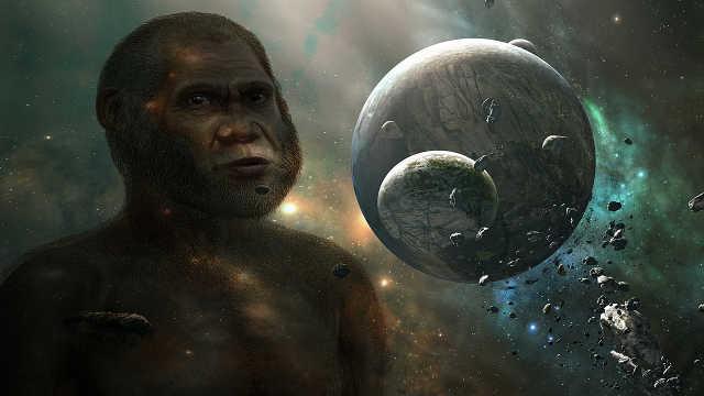 地球可能是领先宇宙的超级文明?