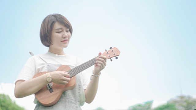 「宁夏」清新活泼版尤克里里弹唱