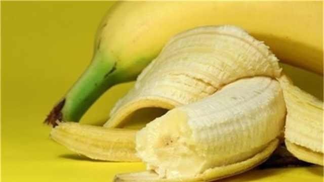 香蕉皮是个宝,护肤、清洁、防中风