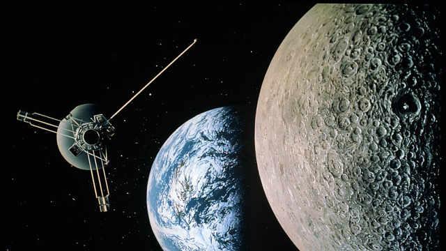 人类首个地月中继卫星