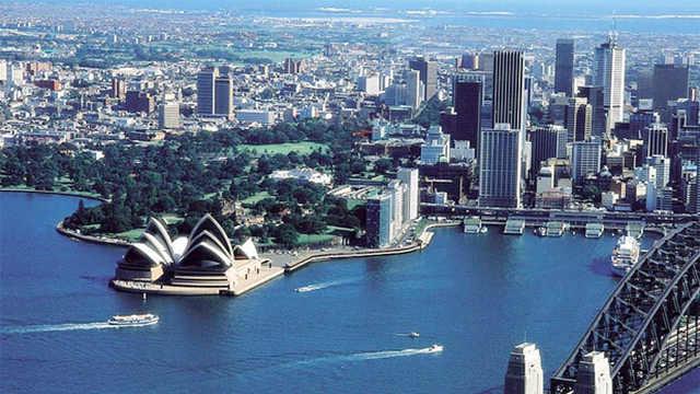澳大利亚人口只有两千多万?