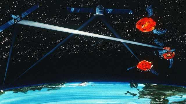 反卫星武器是怎么攻击卫星的?