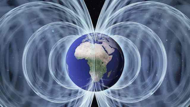 地球磁场是哪儿来的?