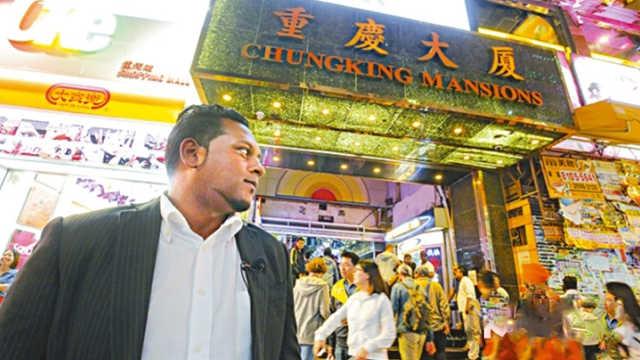 香港为什么这么多印度人?