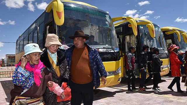 """西藏牧民的""""迁徙传奇"""""""