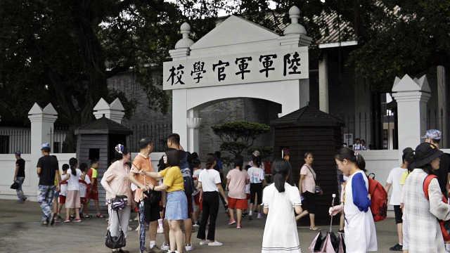 黄埔军校:广州最令人敬仰的景点