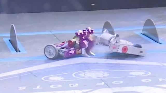 """""""葫芦娃""""竟然被这台机器人给打败"""