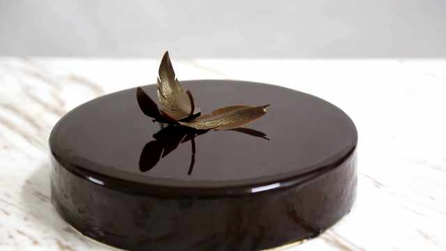 巴伐利亚百分百巧克力蛋糕