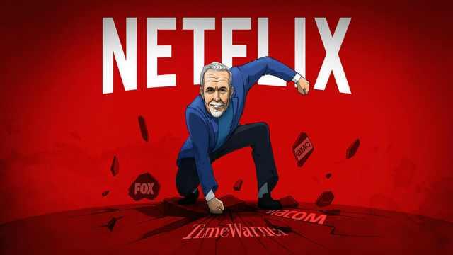 Netflix第二季度营收39亿美元