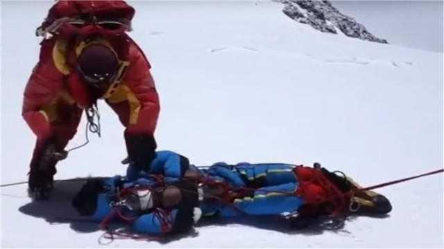 为什么登珠峰时不要扶摔倒的人?