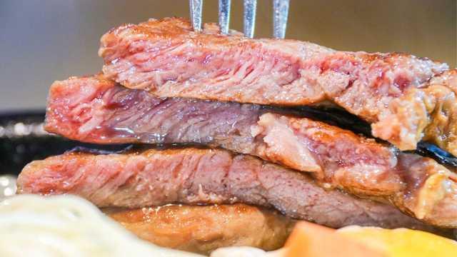牛肉能夹生吃,为什么猪肉不可以?