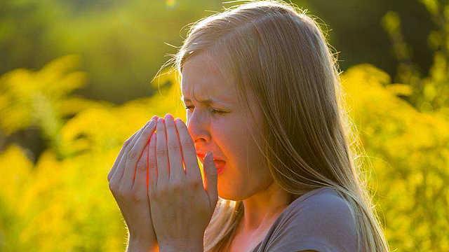 科普微视频:花粉过敏怎么办