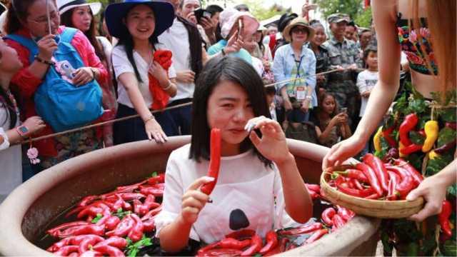四川妹子吃辣椒为什么不会长痘痘?