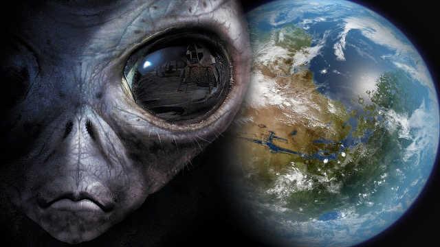 外星人在地球留下了蛛丝马迹?