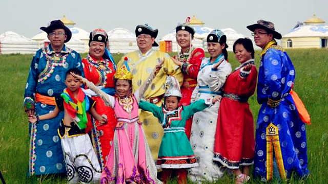 清朝用损招让蒙古人口减少90%